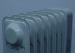 radiator heater in Wiscasset ME home